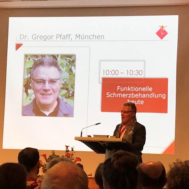 Teilnahme am 6. Münchner Symposium für Haltungs- und Bewegungssteuerung