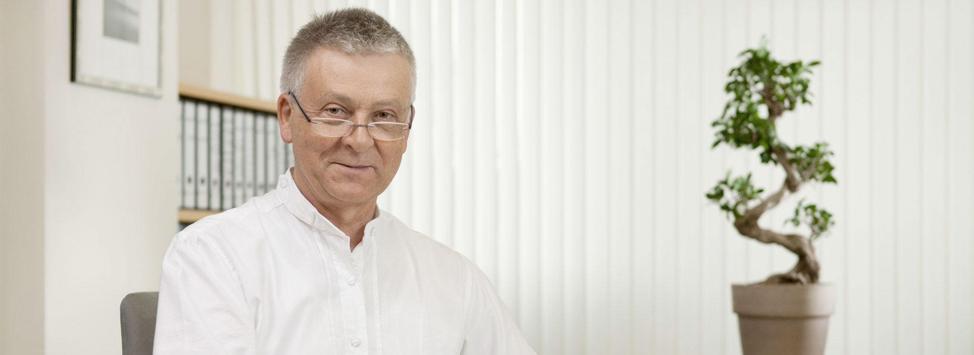 Dr. med. Rupert Lebmeier, Facharzt für Allgemeinmedizin